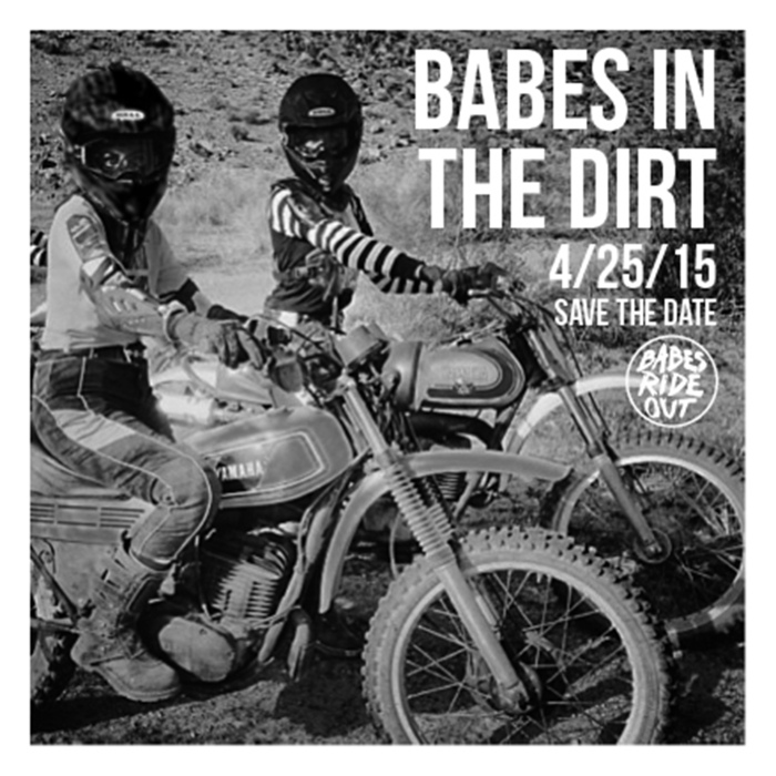 babes in the dirt FLYER
