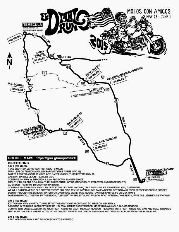 EDR MAP